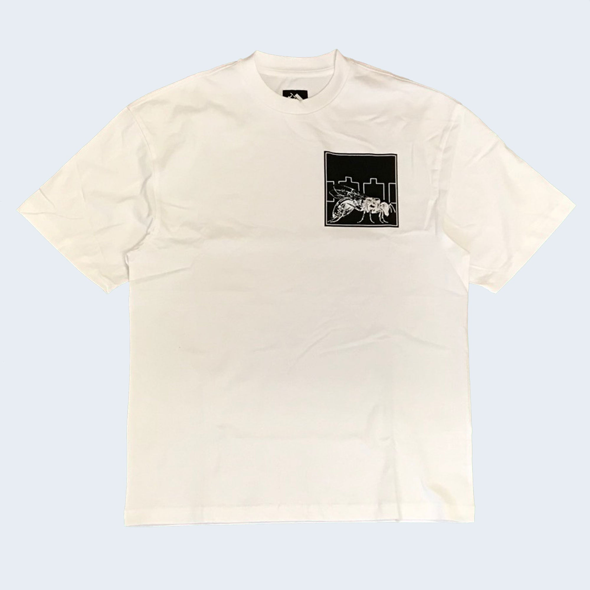 The Trilogy Tapes Fly T-Shirt White