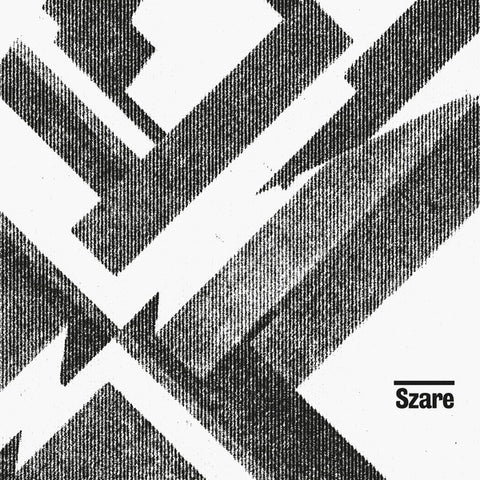 Szare - Miner / Cut With Glass / Drop Shadow (POLITY001)