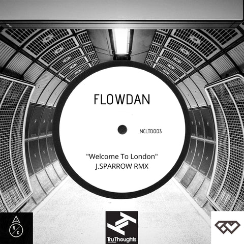 Flowdan - Welcome To London (J.Sparrow RMX) - Out Of Joint Records