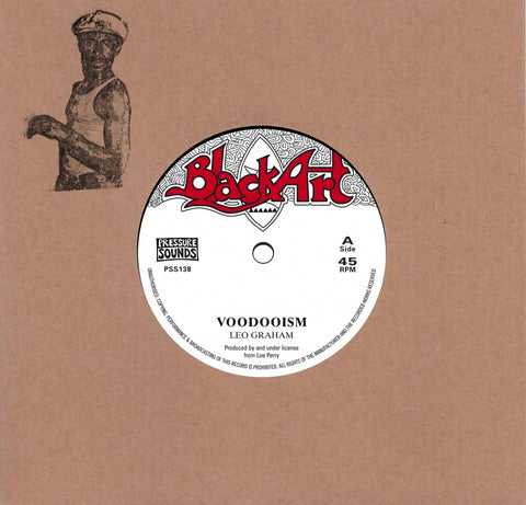"Leo Graham - Voodooism (7"" Vinyl) - Out Of Joint Records"