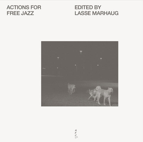 Various Artists - Actions For Free Jazz: (Edited by Lasse Marhaug)