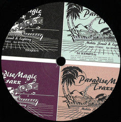 SKRS - Paradise Magic Traxx (Repress In Black Sleeve) - Out Of Joint Records