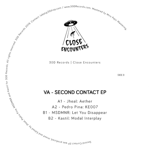Various Artists - The Second Contact EP