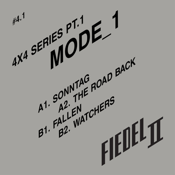 Mode_1 - 4x4 Series Pt.1 (Import)