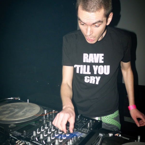 Bogdan Raczynski - Rave 'Till You Cry - Out Of Joint Records
