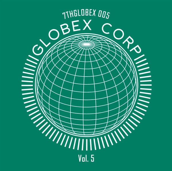 Tim Reaper & Dwarde - Globex Corp Volume 5 - Out Of Joint Records