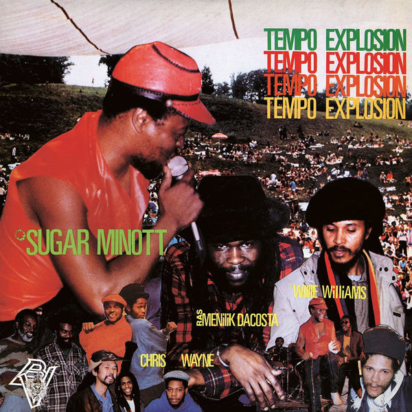 Various Artists - Tempo Explosion - Out Of Joint Records