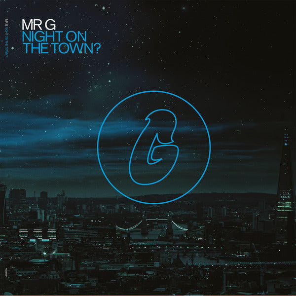 Mr G - Night On The Town? (Album)