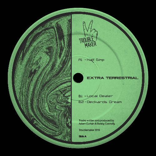 Extra Terrestrial - Half Gimp - Out Of Joint Records