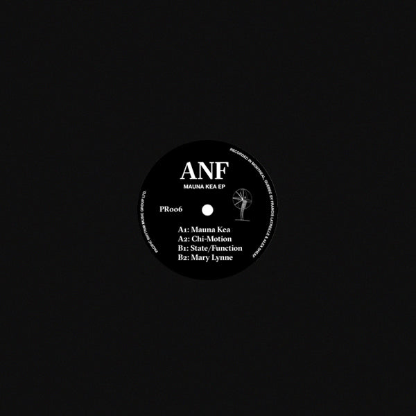 ANF - Mauna Kea - Out Of Joint Records