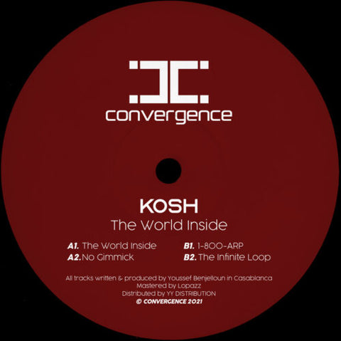 Kosh - The World Inside