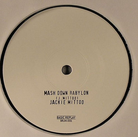 Jackie Mittoo - Ayatollah - Out Of Joint Records