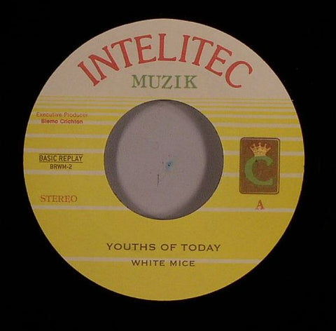 White Mice - Youth Of Today - Out Of Joint Records