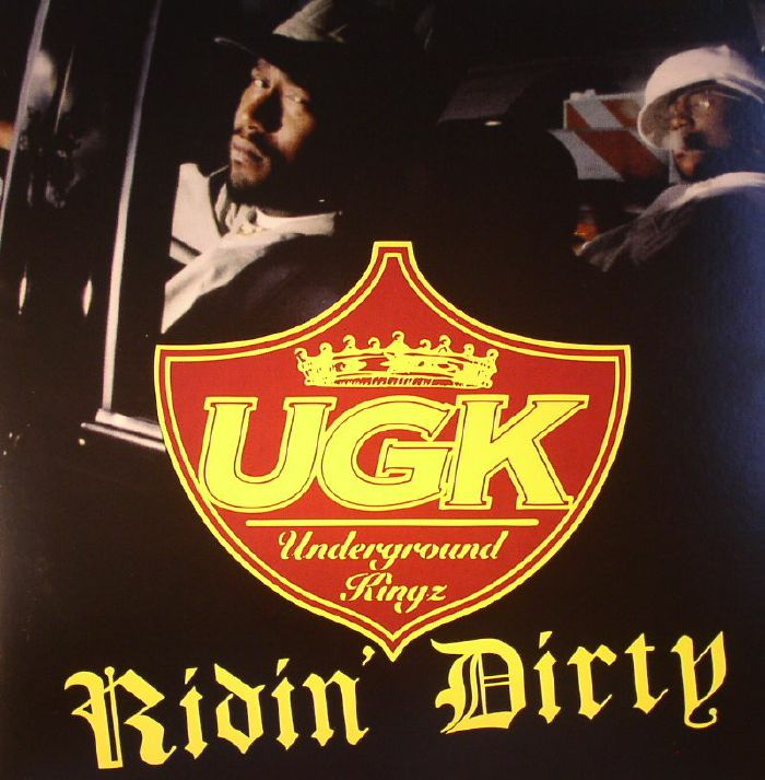 UGK (Underground Kingz) - Ridin' Dirty LP
