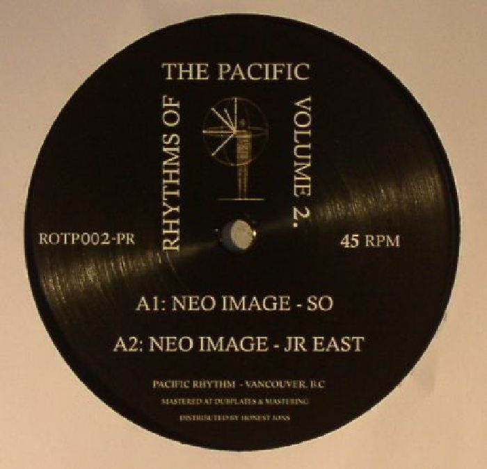 Rhythms Of The Pacific - Vol 2