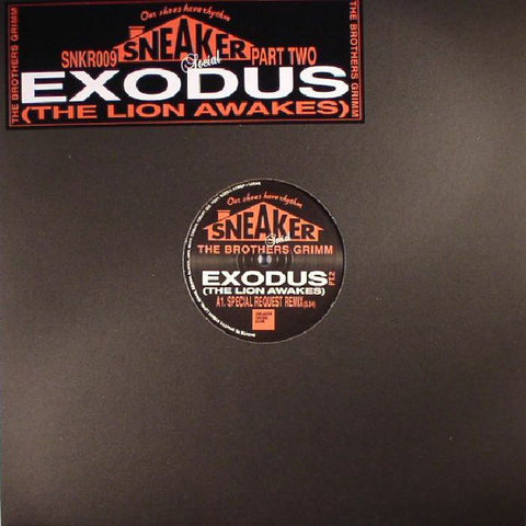 The Brothers Grimm - Exodus (The Lion Awakes) Special Request & DJ Die - Addison Groove Remixes - Out Of Joint Records