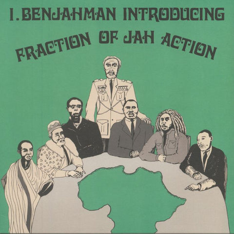 I Benjahman ‎- Fraction Of Jah Action