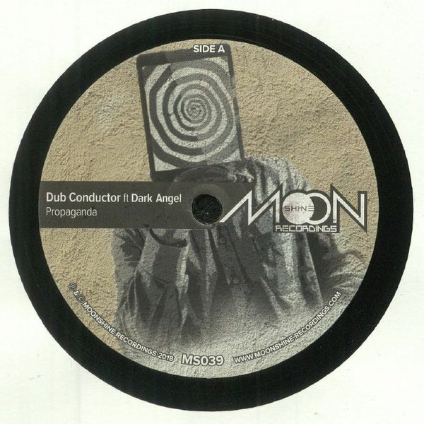 "Dub Conductor - Propaganda (feat. Dark Angel) (7"" Vinyl) - Out Of Joint Records"