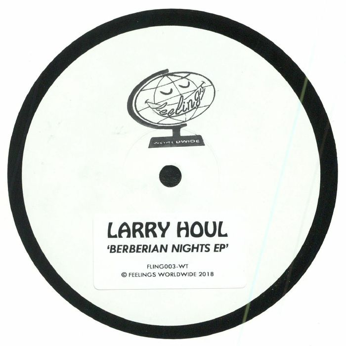 Larry Houl - Berberian Nights