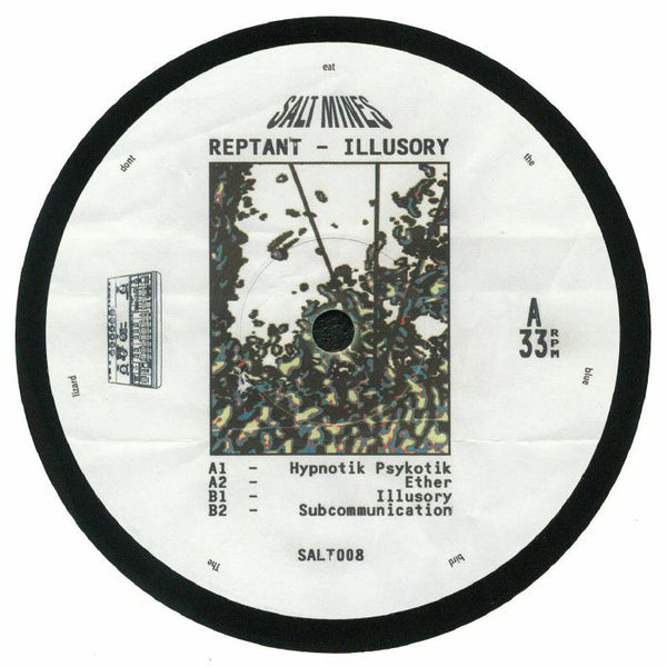Reptant - Illusory - Out Of Joint Records