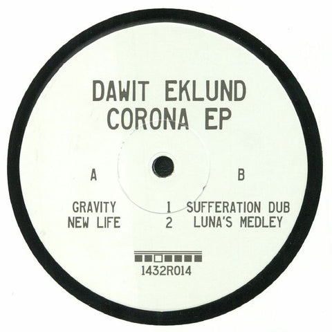 Dawit - Corona EP - Out Of Joint Records