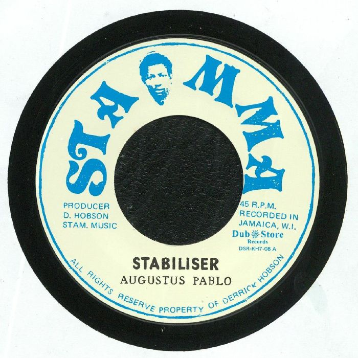 Augustus Pablo & Alton Ellis - Stabiliser / All We Need Is Love