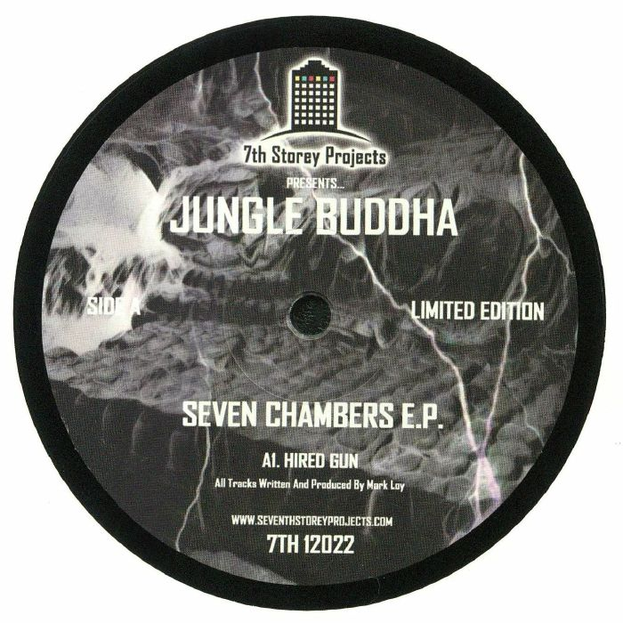 Jungle Buddha - Seven Chambers EP