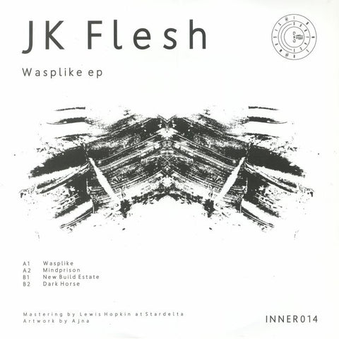 JK Flesh - Wasplike EP - Out Of Joint Records
