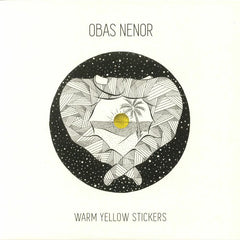 Obas Nenor - Warm Yellow Stickers