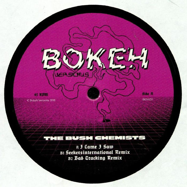 The Bush Chemists - I Came I Saw - Out Of Joint Records