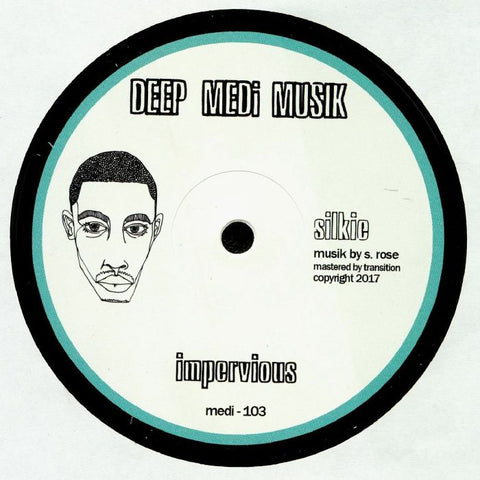 SILKIE - Impervious - Out Of Joint Records