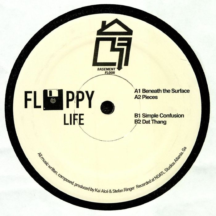 Floppy Life - Beneath The Surface EP
