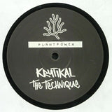 Krytikal - The Technique - Out Of Joint Records