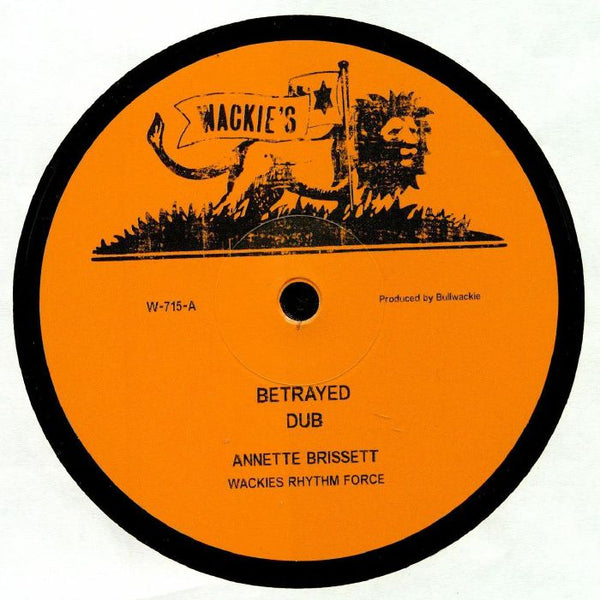 Annette Brissett - Betrayed - Out Of Joint Records