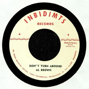 Al Brown - Don't Turn Around / Always - Out Of Joint Records