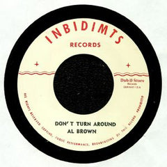 Al Brown - Don't Turn Around / Always