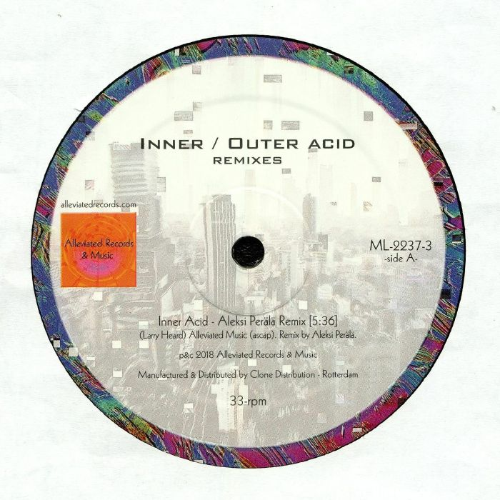 Mr. Fingers - Inner / Outer Acid (Aleksi Perala Remixes)