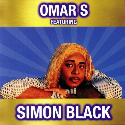 Omar S feat Simon Black - I'll Do It Again! - Out Of Joint Records