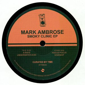 Mark Ambrose - Smoky Clinic EP - Out Of Joint Records