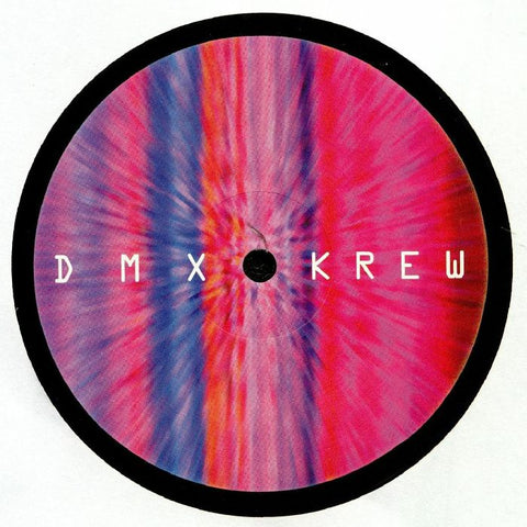 DMX Krew - Stellar Gateway EP - Out Of Joint Records