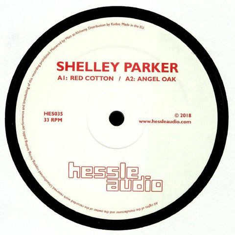 Shelley Parker - Red Cotton EP - Out Of Joint Records