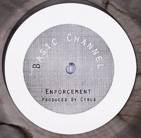 Basic Channel / Cyrus - Enforcement - Out Of Joint Records