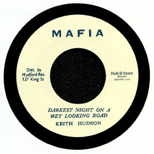 Keith Hudson - Darkest Night On A Wet Looking Road - Out Of Joint Records