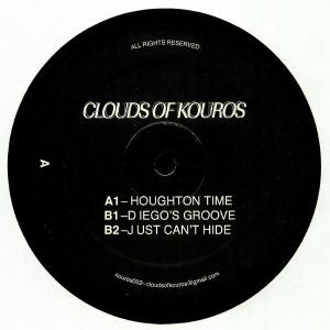 Clouds Of Kouros - Houghton Time EP - Out Of Joint Records