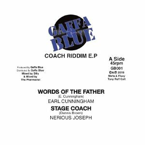 Earl Cunningham, Nerious Joseph, Chuckie Star & Mafia & Fluxy - Coach Riddim EP - Out Of Joint Records