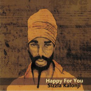 "Sizzla / Foundation Sound - Happy For You / Dubwise For You (7"" Vinyl)"