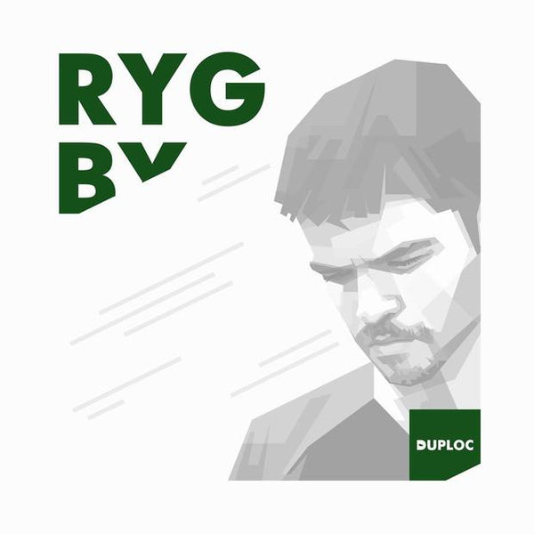Rygby – DUPLOCv003 - Out Of Joint Records