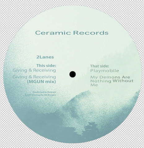 2Lanes - Giving & Receiving EP