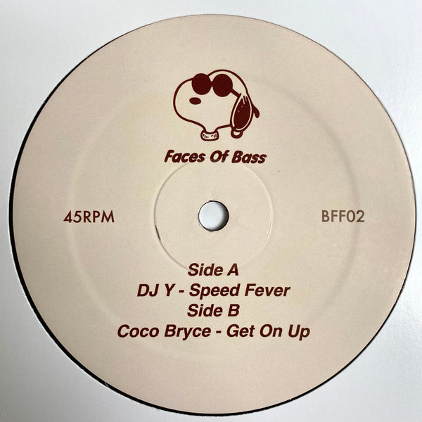DJ Y / Coco Bryce - Speed Fever
