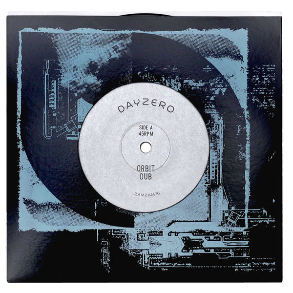 "Dayzero - Orbit Dub / Theory Dub (7"" Vinyl) - Out Of Joint Records"